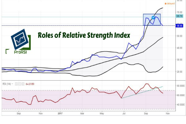 Roles of Relative Strength Index