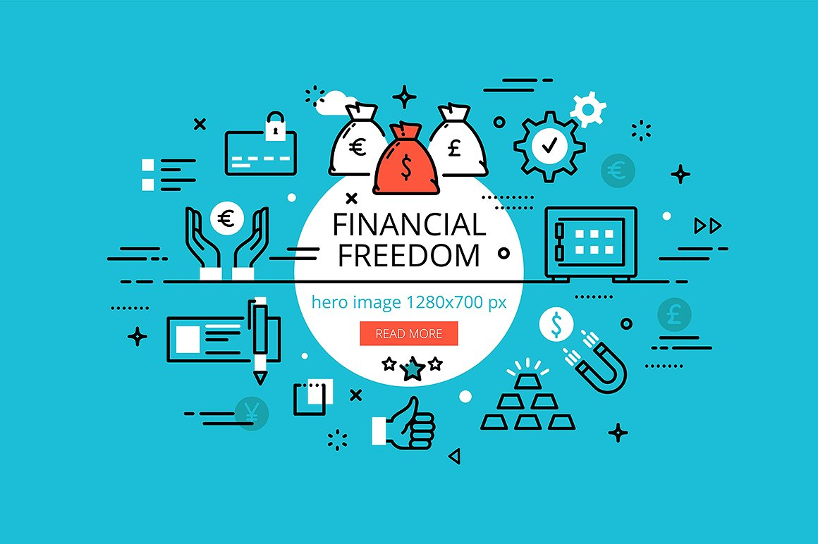 10 Key Steps To Financial Independence Prorsi