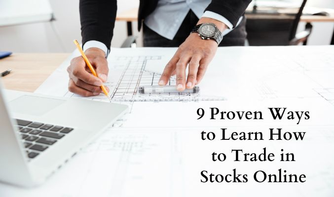 Learn How To Trade In Stocks Online
